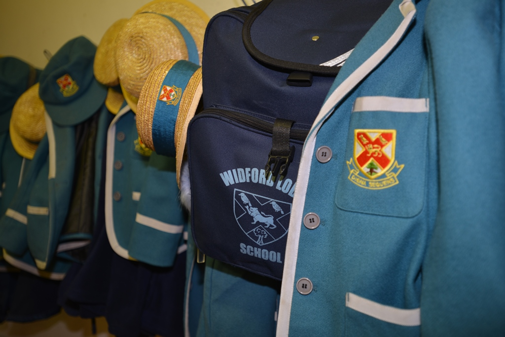 Widford Lodge Uniform